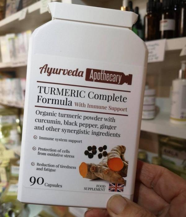 Tumeric complete formula