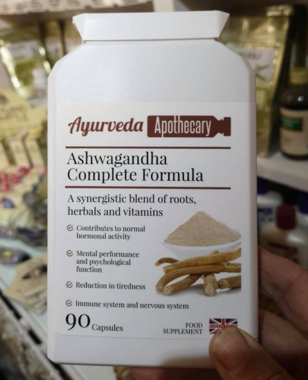 Ashwagandha complete formula