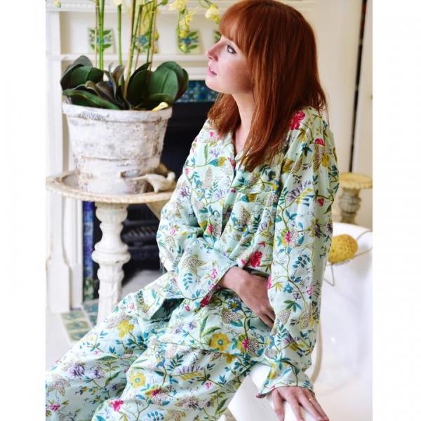 Mint floral PJ.jpg